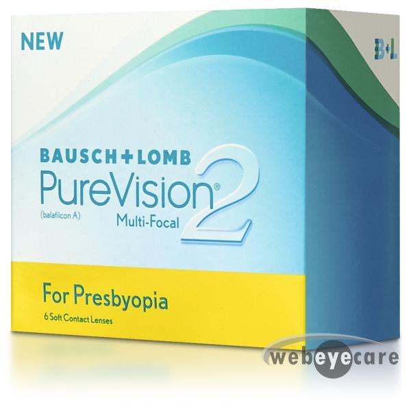 PureVision 2 For Presbyopia
